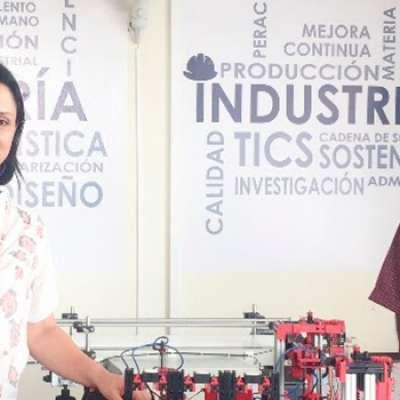 Estudiante de la Universidad Karunya (India), desarrolló proyecto de Investigación en Ingeniería industrial