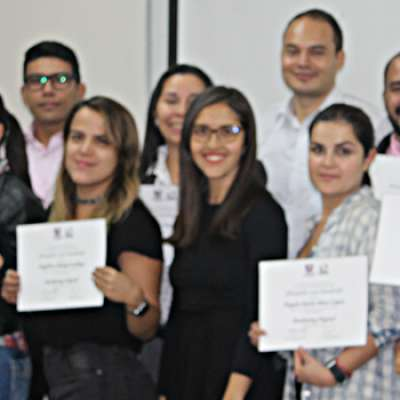 Facultad de Ciencias Administrativas realizó Seminario en Marketing Digital