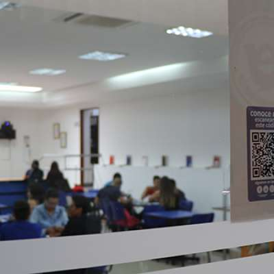 La von Humboldt otorgará reconocimientos a los estudiantes que realicen más consultas en la biblioteca