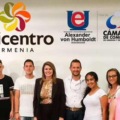 Semillero vocacional de Administración de Empresas realizó visita empresarial a Unicentro