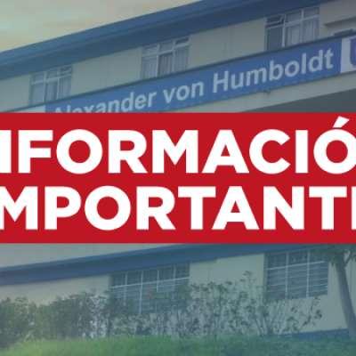 INFORMACIÓN IMPORTANTE: Cierre temporal de atención este 4 de junio en nuestras sedes