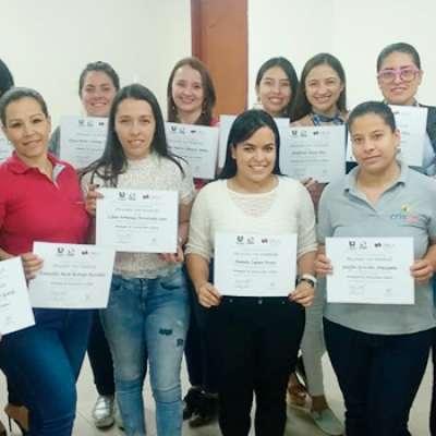 Nuevo grupo de 'instructores líderes' se formó en la Universidad von Humboldt