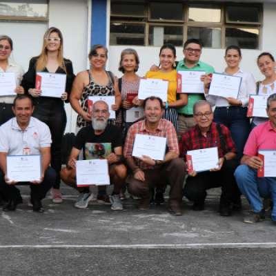 Universidad von Humboldt capacitó en reanimación básica a periodistas de la región