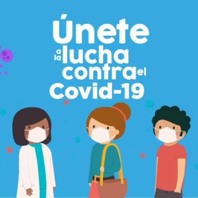 ¿Quieres ser voluntario en la lucha contra el Covid-19?