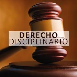 Diplomado en Derecho Disciplinario