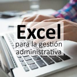 Excel para la gestión administrativa