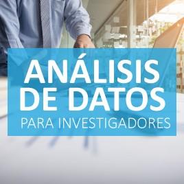 Análisis de datos para investigadores